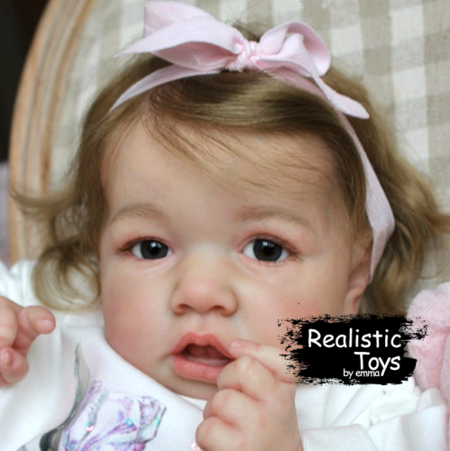 12''Sweet Eliana Reborn Baby Doll Girl Realistic Toys Gift Lover