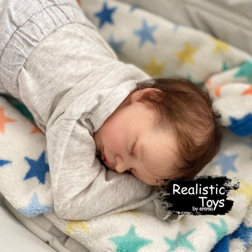 12''Real Lifelike Jiran Reborn Baby Doll Girl