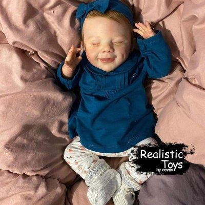 12''Little Alison Reborn Baby Doll
