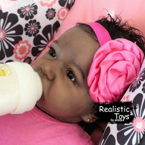 12''Little Dallas Reborn Baby Doll Girl