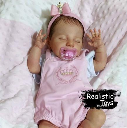 12''Little Makayra Reborn Baby Doll