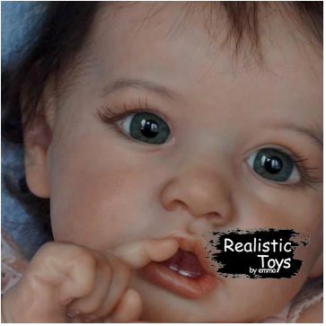 12''Little Cute Melody Reborn Baby Doll Girl