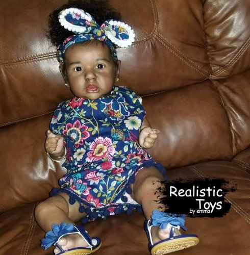12'' Little Morgan Reborn Baby Doll Girl , Babies That Look Real But They re Fake