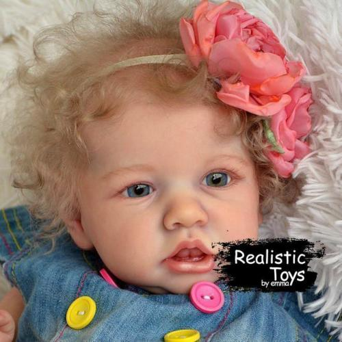 12''Little Stella Reborn Baby Doll