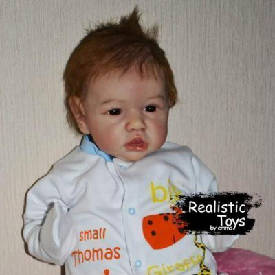 12''Little Demi Reborn Baby Doll