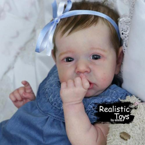 12''Sweet Avianna Reborn Baby Doll Girl Realistic Toys Gift Lover