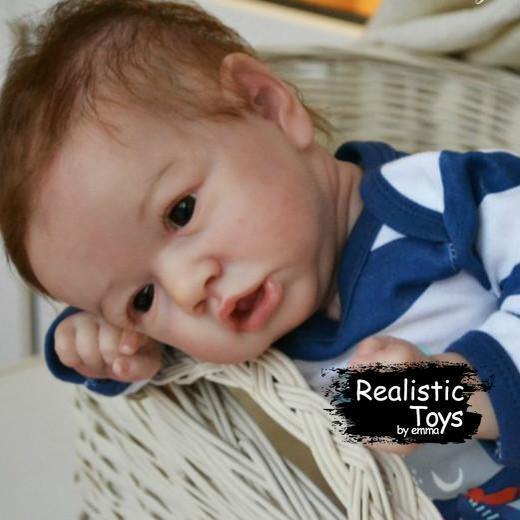 12''Little Rosalie Reborn Baby Doll