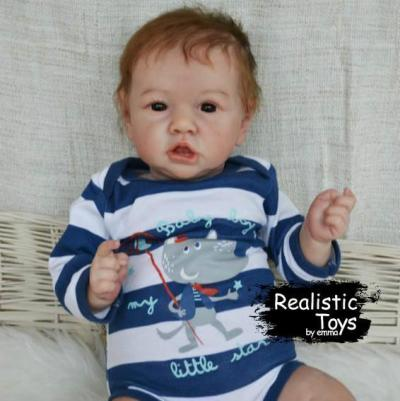 12''Little Rosalie Reborn Baby Doll