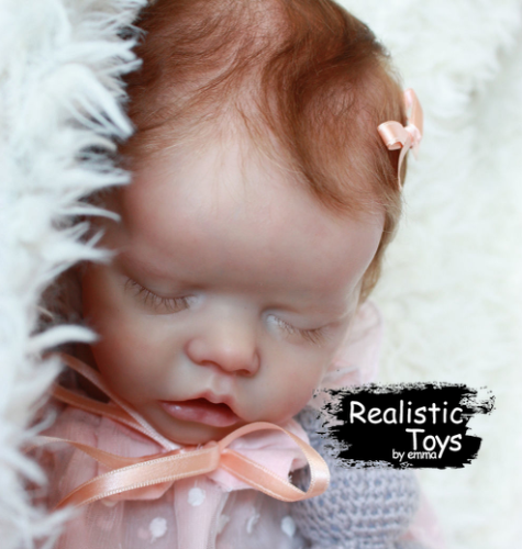 12''SoftTouch Real Lifelike Amina Reborn Baby Doll Girl