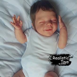 12''Little Bella Reborn Baby Doll