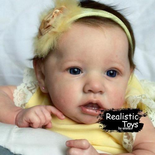 12''Sweet Dakoda Reborn Baby Doll Girl Realistic Toys Gift Lover