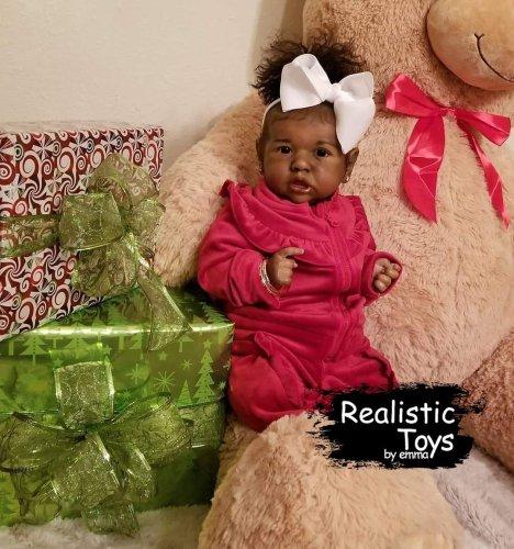 12''Brandi Truly Reborn Baby Doll Girl