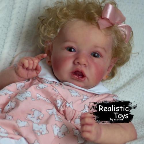 12''Little Emersyn Reborn Baby Doll Girl