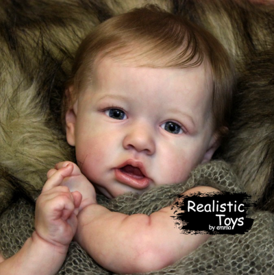 12''Sweet Nevaeh Reborn Baby Doll Girl Realistic Toys Gift Lover