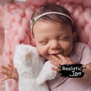12''Little Scarlet Reborn Baby Doll