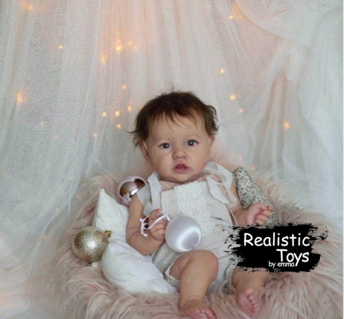 12''Little Hadlee Reborn Baby Doll