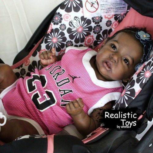12''Little Ivory Reborn Baby Doll Girl