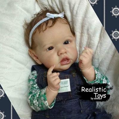 12''Sweet denise Reborn Baby Doll Girl Realistic Toys Gift Lover