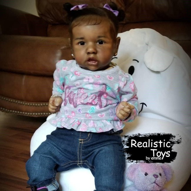 12''Sweet Roxana Reborn Baby Doll Girl Realistic Toys Gift Lover