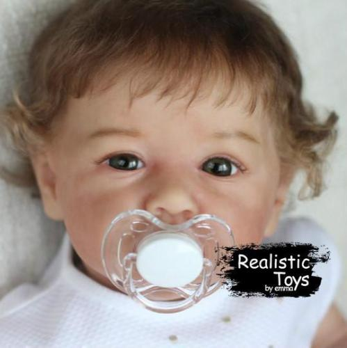 12''Little Aliyah Reborn Baby Doll Girl