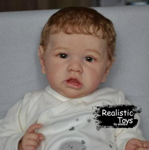 12''Little Journee Reborn Baby Doll Girl
