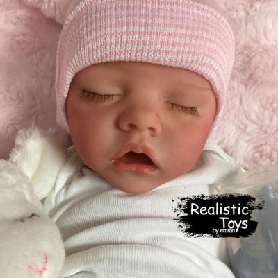 12''Real Lifelike Hope Reborn Baby Doll Girl