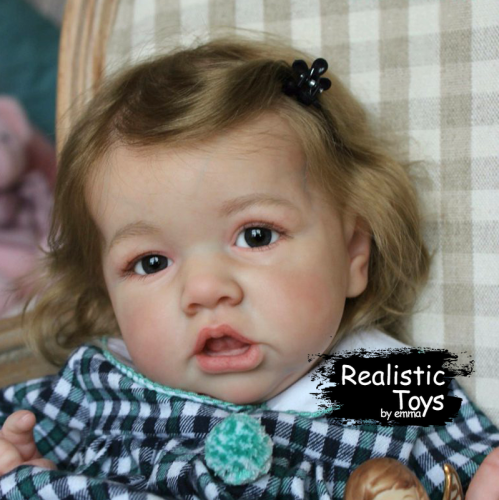 12'' Sweet Serenity Reborn Baby Doll Girl Realistic Toys Gift Lover