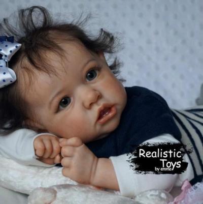 12''Little Valerie Reborn Baby Doll Girl
