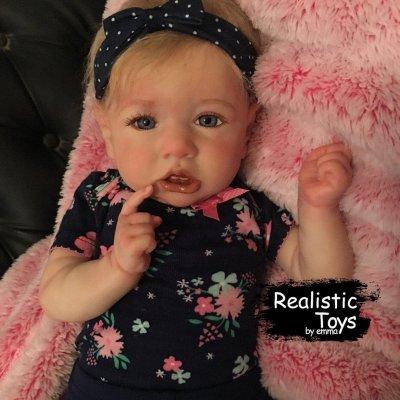 12''Sweet Adeline Reborn Baby Doll Girl Realistic Toys Gift Lover