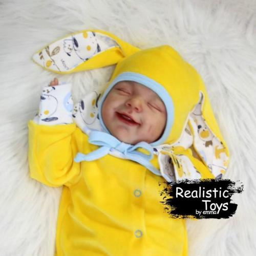 12'' Little Abigail Reborn Baby Doll