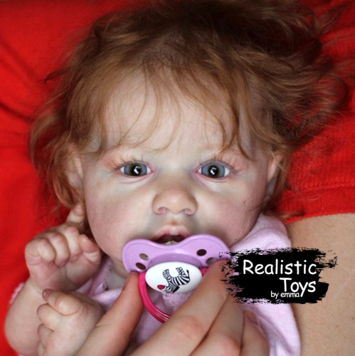 12'' Cute Gianna Reborn Baby Doll Girl Realistic Toys Gift Lover