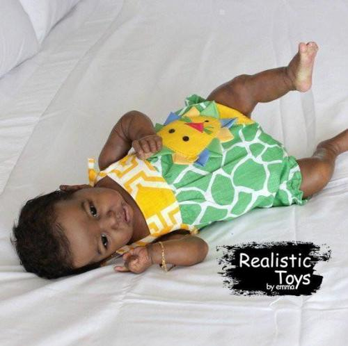 12'' Little Lylah Reborn Baby Doll Girl ,  Realistic Baby Dolls For Sale