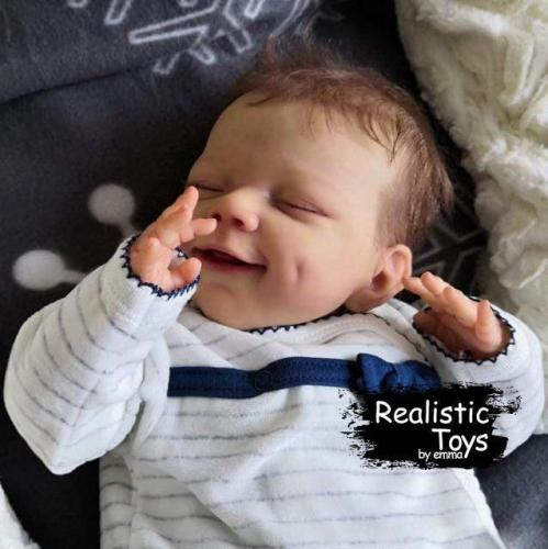 12''Little Liam Reborn Baby Doll