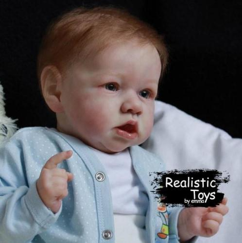12''Little Nova Reborn Baby Doll Boy