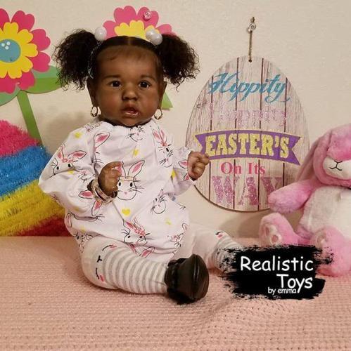 12'' Little Rute Reborn Baby Doll Girl