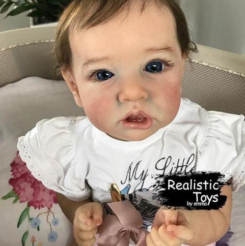 12''Little Kinsley Reborn Baby Doll