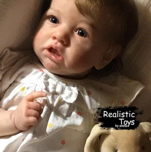 12'' Sweet Audree Reborn Baby Doll Girl Realistic Toys Gift Lover