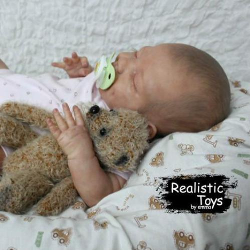 12''Little Isabella Reborn Baby Doll
