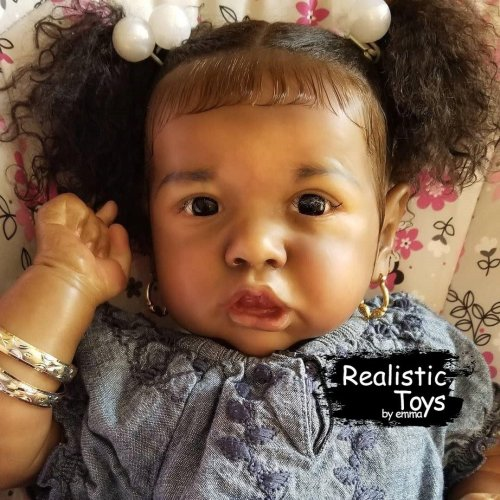 12'' Randi Truly Reborn Baby Doll Girl