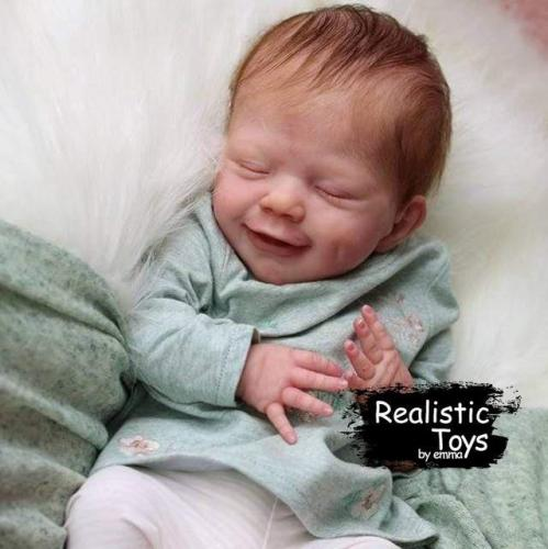 12''Little Maddison Reborn Baby Doll