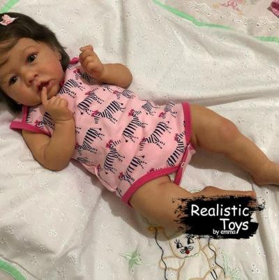 12''Little Hayley Reborn Baby Doll Girl