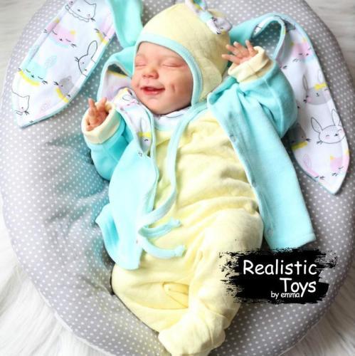 12''Little Gwen Reborn Baby Doll