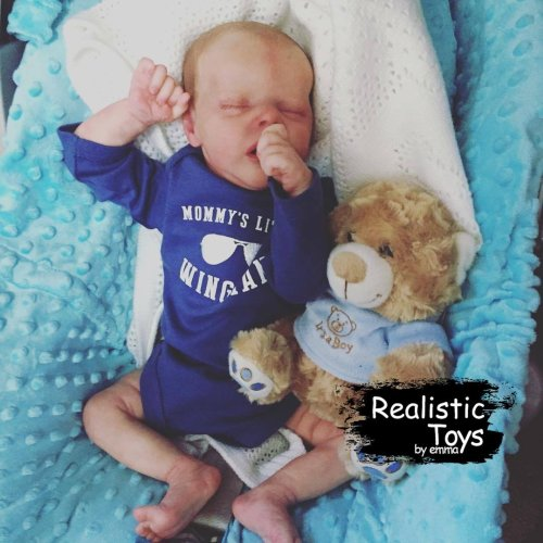 12'' Ronald Reborn Baby Dolls Girl-Great For Christmas Gift