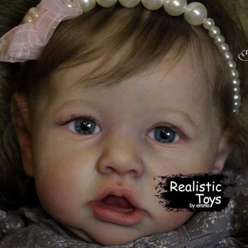 12'' Little Alexa Reborn Baby Doll