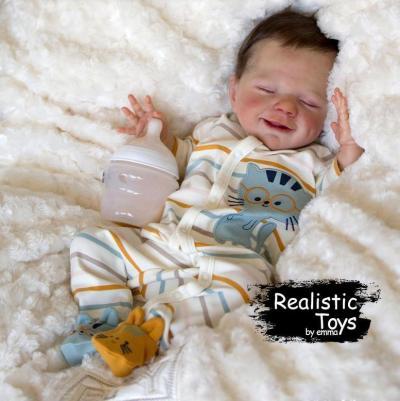 12''Little David Reborn Baby Doll Boy