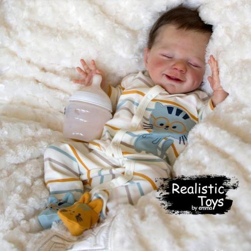 12''Little David Reborn Baby Doll Boy