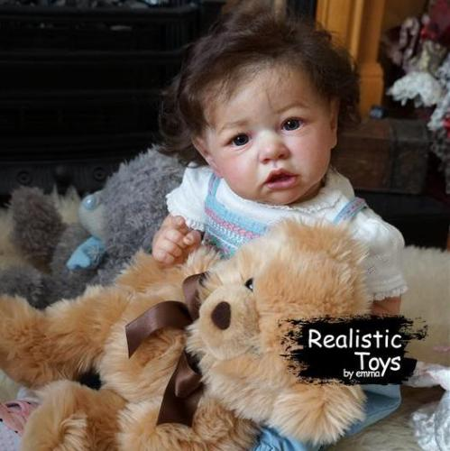 12''Sweet Lelas Reborn Baby Doll Girl Realistic Toys Gift Lover