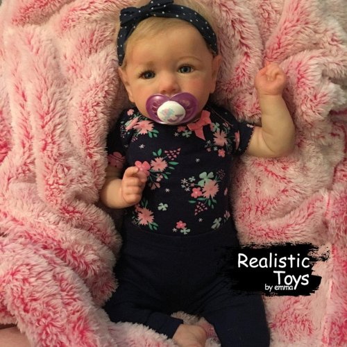 12''Sweet Adeline Reborn Baby Doll Girl Realistic Toys Gift Lover