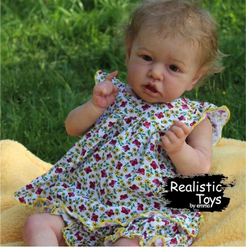 12''Sweet Dalary Reborn Baby Doll Girl Realistic Toys Gift Lover