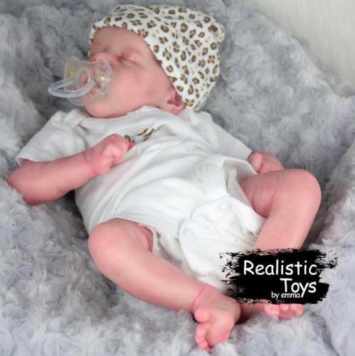 12''Real Lifelike Nalani Reborn Baby Doll Girl